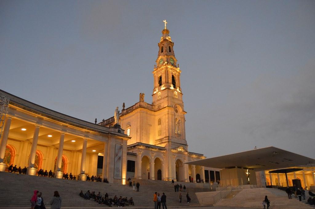 Coimbra - Fatima